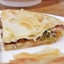 Beef Pancake (SGD $6) @ Nuodle.