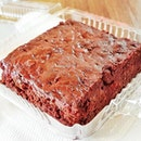 Beetroot Brownie (SGD $2.90) @ YOLO.