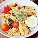Cranberry Fusilli With Chicken Salad (SGD $5.50) @ The Soup Spoon Union.