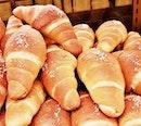 Shio Pan / Salt & Butter Bread (SGD $2) @ DONQ.