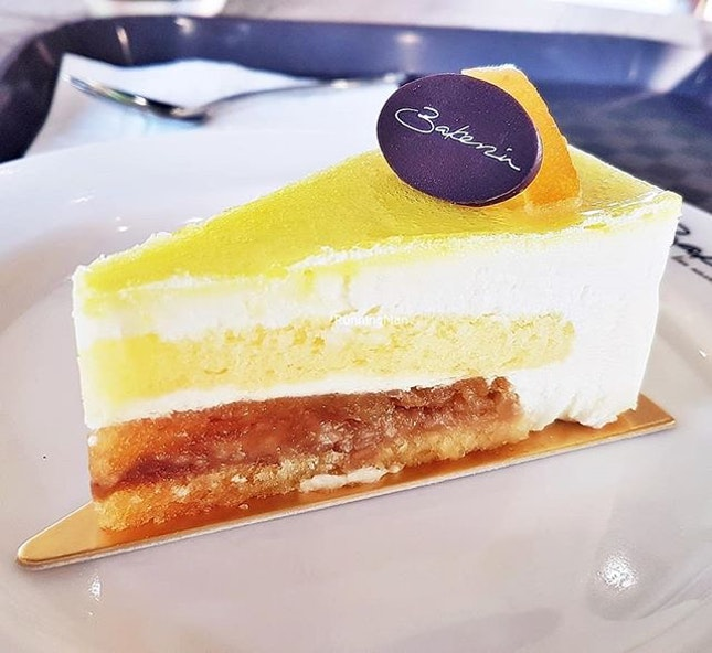 Tropical Paradise Cake (SGD $5.80) @ Bakerzin.