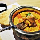 Chicken Tikka Masala (SGD $24) @ Harry's.