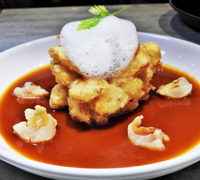 Squirrel Grouper (SGD $18.80)@ NUDE Seafood.