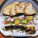 Beef Bone Marrow, Pickled Shallots, Capers, Toast (SGD $12) @ 51 Soho.