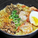 Superior Prawn Mee Pok Noodles (SGD $19) @ Izy Fook.