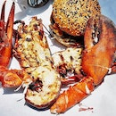 Lobster, Grilled (SGD $65) @ Burger & Lobster.