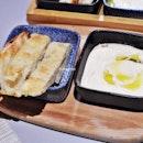 Hummus (SGD $8) @ Roots Mediterranean.