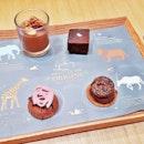 Single Origin Dark Chocolate Pastries - The Africas (SGD $14) @ The Dark Gallery.