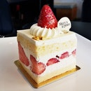 Strawberry Shortcake (SGD $6.90) @ Three's A Crowd.