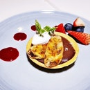 Chocolate Tart (SGD $16) @ Cavemen Restaurant & Bar.