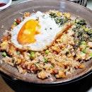 Mala Fried Rice (SGD $16) @ Beast & Butterflies.