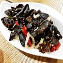 Black Fungus Salad (SGD $2.80) @ Nuodle.