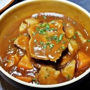 Wagyu Beef Tongue Stew (SGD $32) @ PIPES By Hattendo.