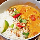 Red Curry (SGD $20) @ Genius Central Singapore.