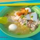 Ah Ho Teochew Noodle has been serving Traditional Teochew Fishball Noodle since 1970s.