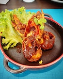 Stir-fried Marron with Tamarind, a mouth-watering crustacean dish flavoured with assam sauce.