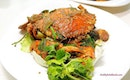 White Pepper Crab $40 from @t.k_kitchen @Rong Fa Coffee Shop.
