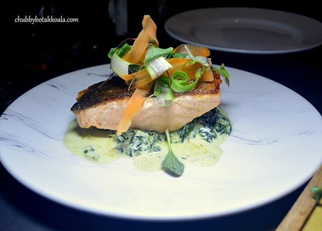 Scottish Salmon ($32).