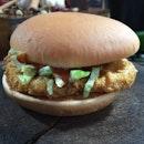 Szechuan Mala Burger ($6.50)