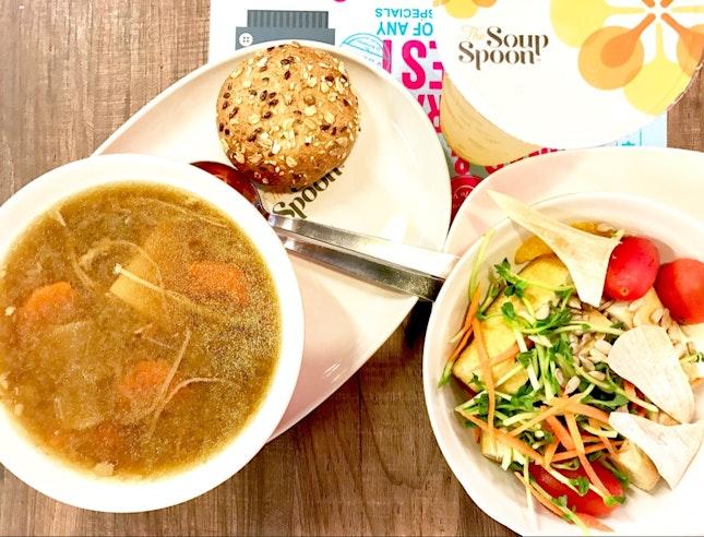 Soup Spoon Cafe Breakfast Hours