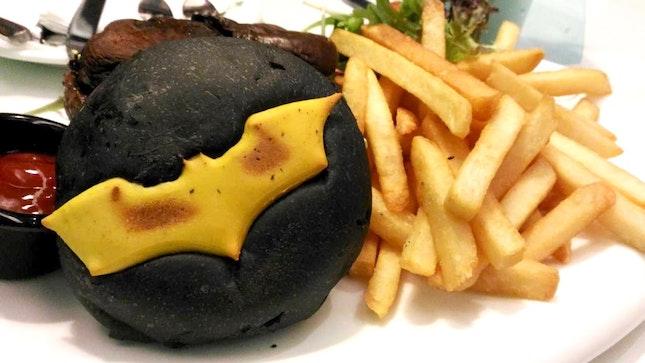 The Wagyu Bat Burger