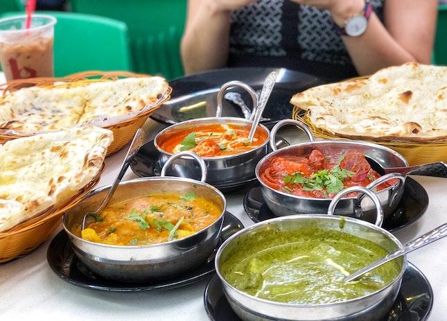 Northern Indian Food In BkTimah