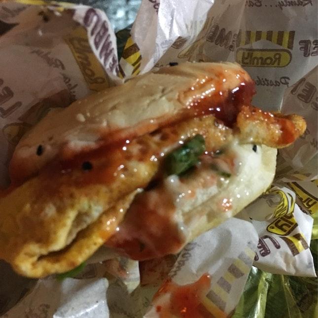 Ramly Burger Special