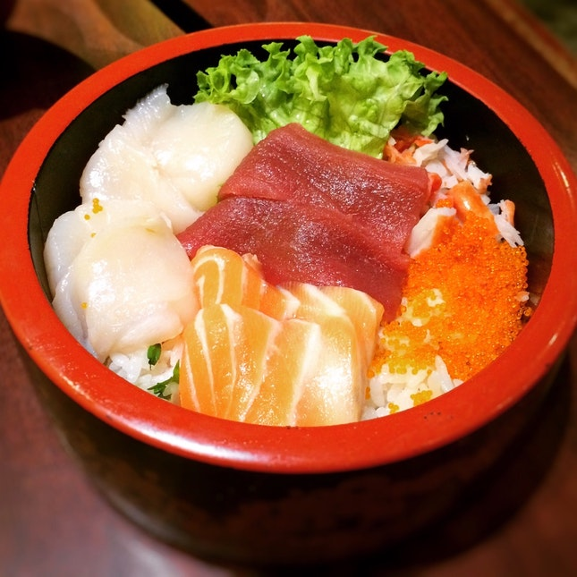Hokkai Don Extra Value Lunch Set • $12.50++