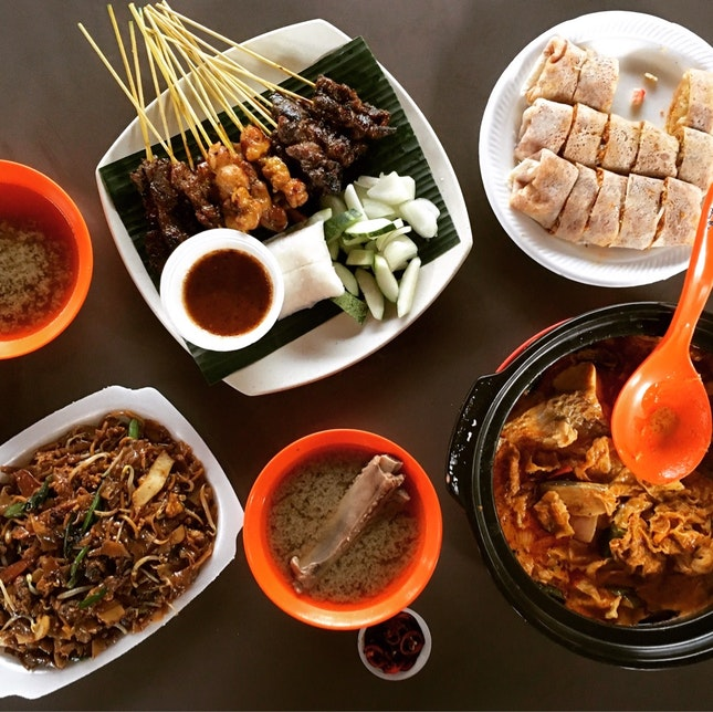 Hawker Spotlight by Singapore Food Festival