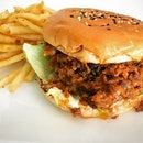 Beef Chilli Burger • S$18.73