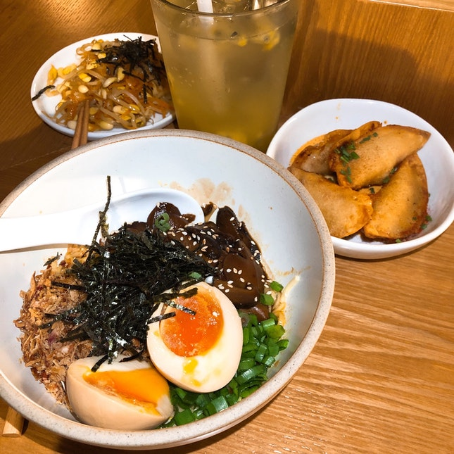 Set Lunch | $16++