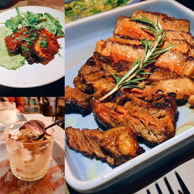 3-Course Set Meal   ~$49++
