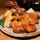 Whole Heritage Chicken ($68++)