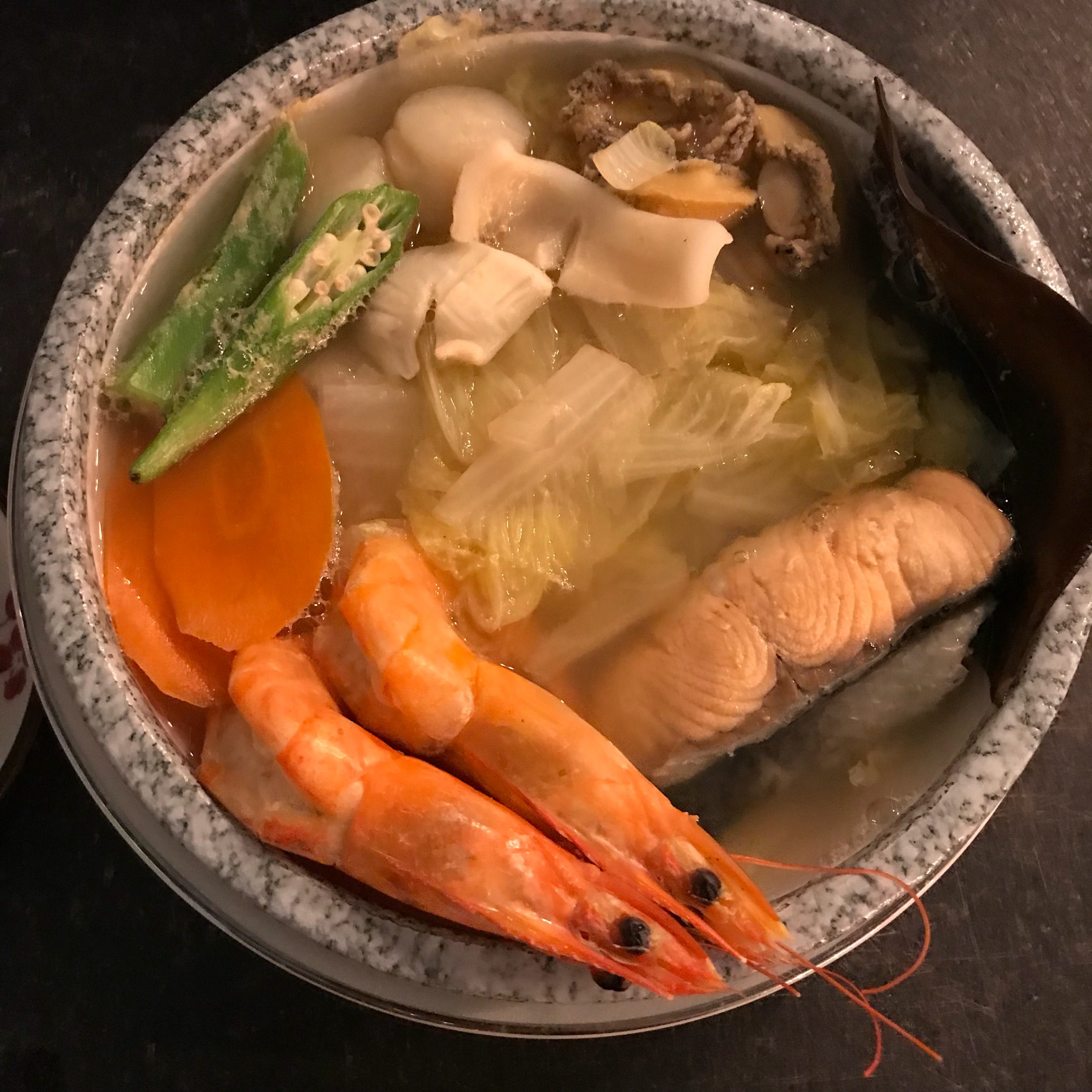 Deluxe Seafood Soup