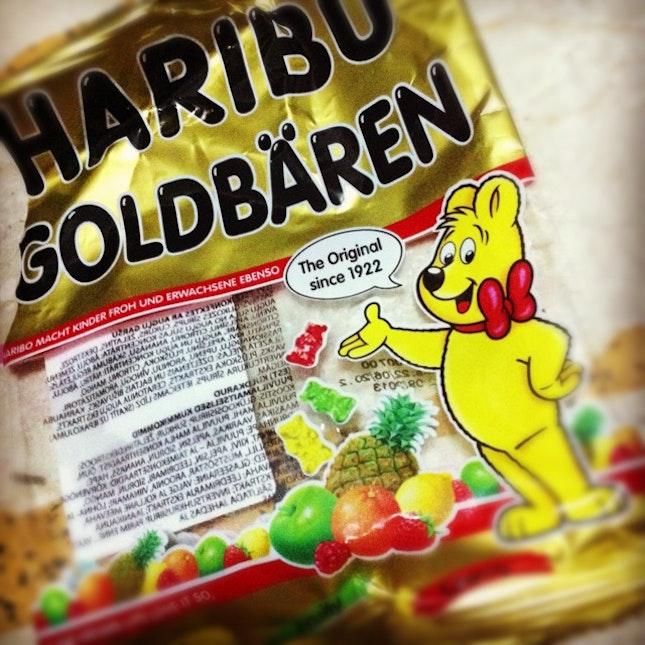 Haribo Gummybears
