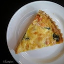 Salmon Fillet Quiche (S$8.80).