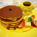 Bagel's Special Pancake Tower (S$21.99).