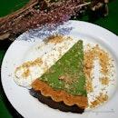 Matcha Pie (S$8.90).