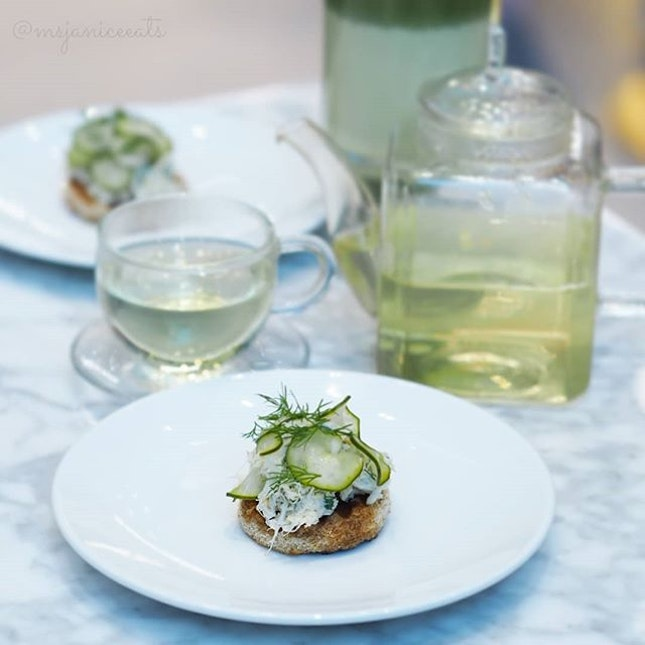 ⭐ Lady M ~ Savoury Menu ⭐  For the first time in two years, Lady M has revamped their delectable savoury menu which debuted at their new airy, open-concept 50-seat café and boutique at Jewel Changi Airport.