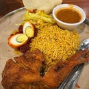 My favourite Chicken Biryani from Thomson Plaza.