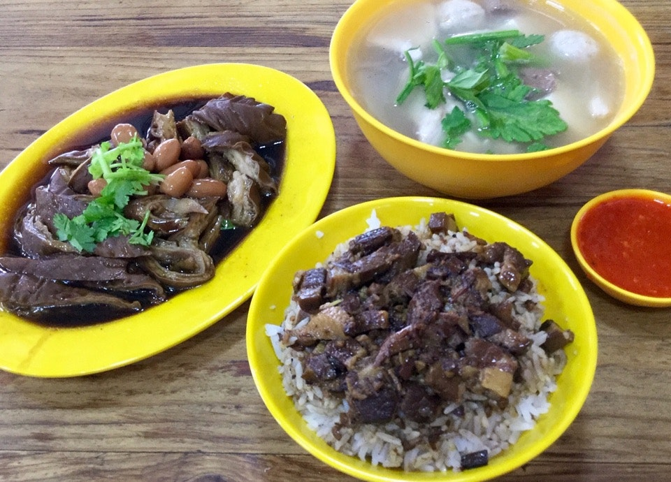 Authentic Mun Chee Kee King of Pig's Organ Soup