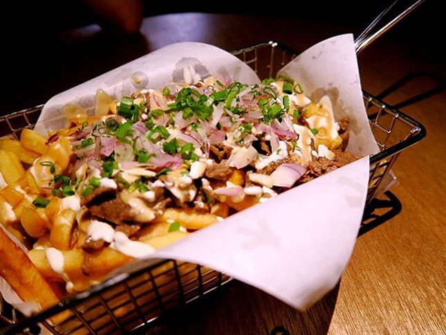 Bulgogi Fries was really yummy!