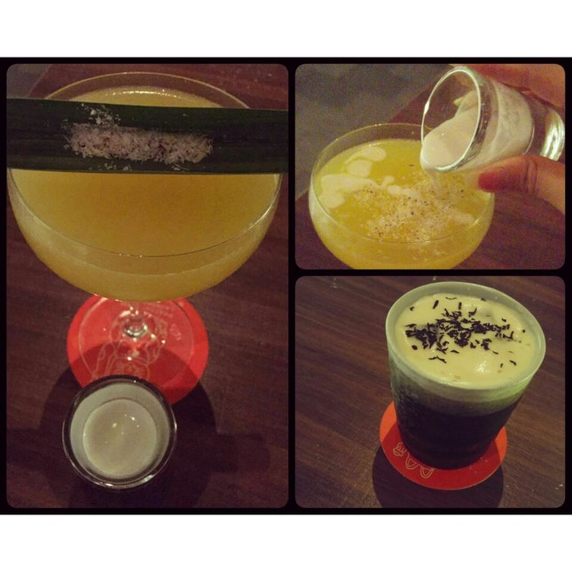 Unique Cocktails, Chill Vibes