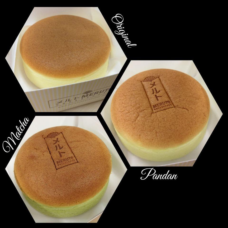 Meruto Cheesecake (Bukit Merah)