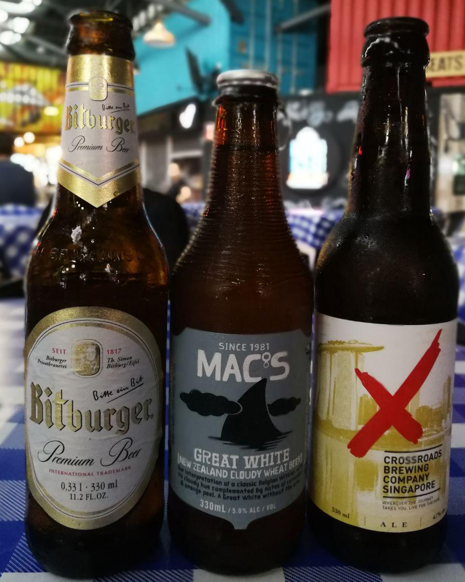 Good Variety of Beer