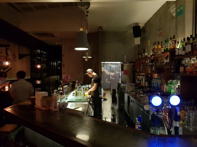 One of My Favourite Bars