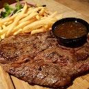 Surprising Steak