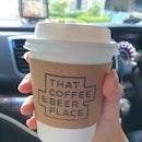 I Like the Coffee