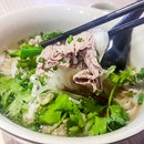 Beef Tenderloin & Meatballs Pho Soup Set ($10.90)
