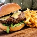 Oriole Truffle Burger ($18)